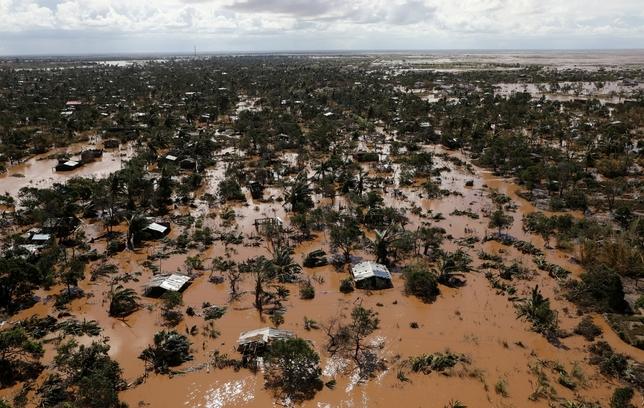 El ciclón Kenneth llega a Mozambique y asusta más que Idai