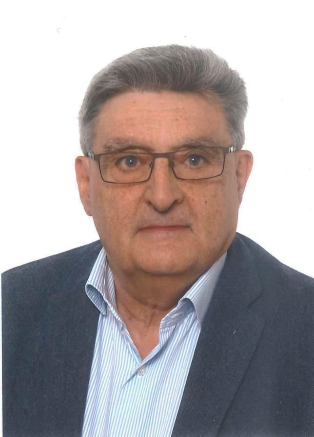 El directivo Pedro Ramos.