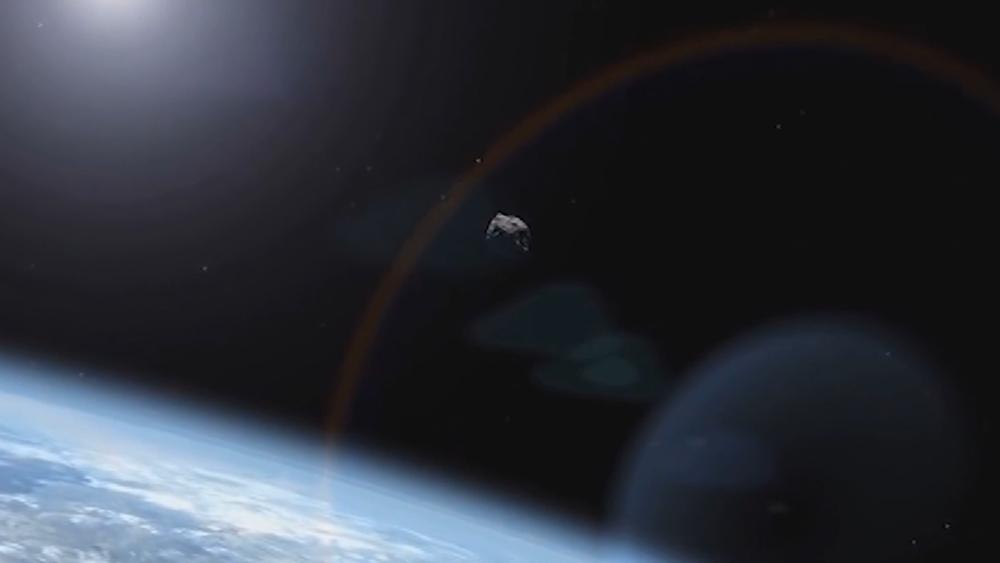 Hallan el primer cometa interestelar dentro del sistema solar