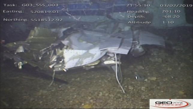 Un informe revela nuevos datos sobre el accidente de Sala Departamento de Investigación de