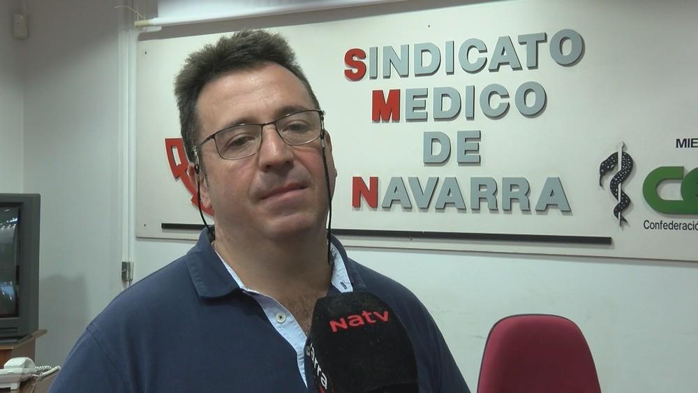 Sindicato Médico ve en la sentencia la situación de Navarra