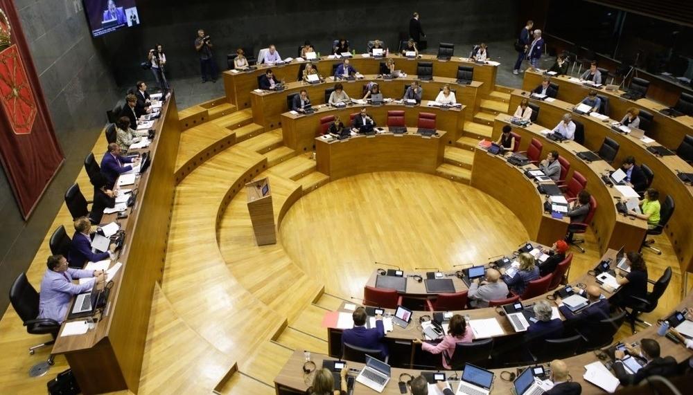 Rechazada la proposición de ley de Na+ sobre el euskera