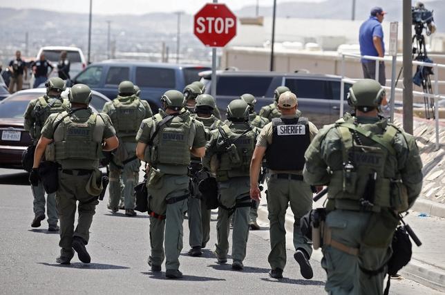Varias víctimas mortales en un tiroteo en El Paso
