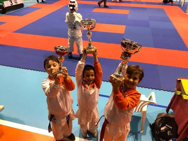 El Kidokan lidera el Regional de Extremadura