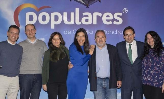 Claudia Alonso: «Toledo solo ha avanzado con alcaldes del PP Yolanda Redondo