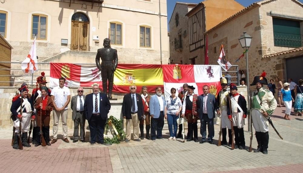 Castrillo de Duero homenajea la figura de 'El Empecinado'