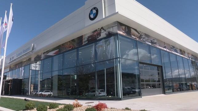 Lurauto Navarra, nuevo concesionario BMW y Mini en Noáin