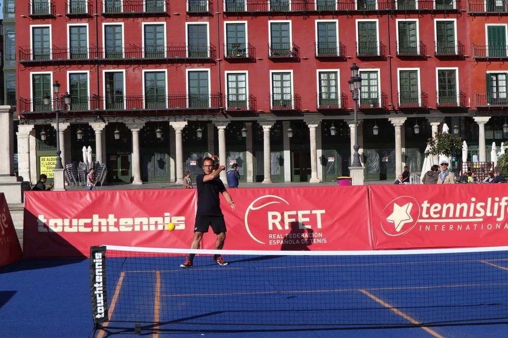 Valladolid se apunta al touchtennis