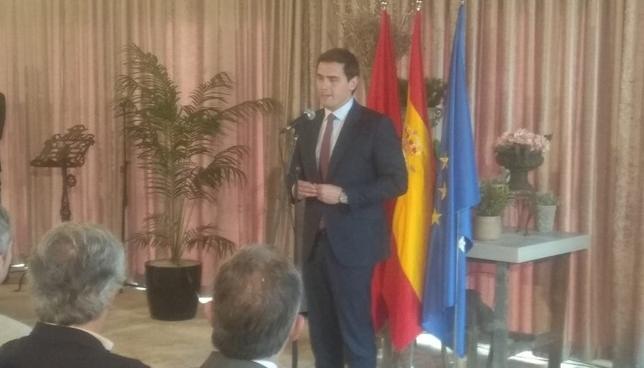 UPN y Ciudadanos ratifican el acuerdo 'Navarra suma'