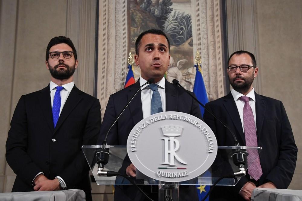 Nuevo gobierno en Italia con Conte a la cabeza