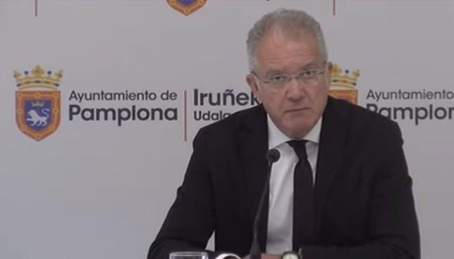UPN denuncia la pérdida de 60 millones de inversión  Ayuntamiento de Pamplona