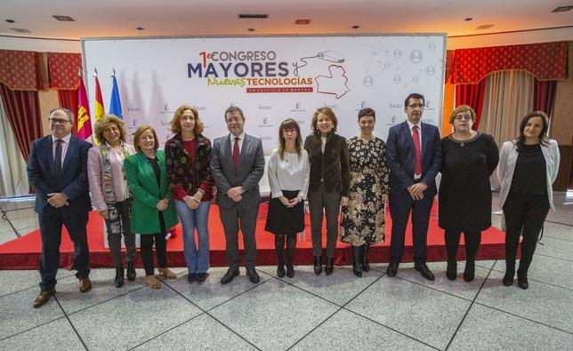 Page avanza que en abril no habrá espera en teleasistencia Tomás Fernández de Moya