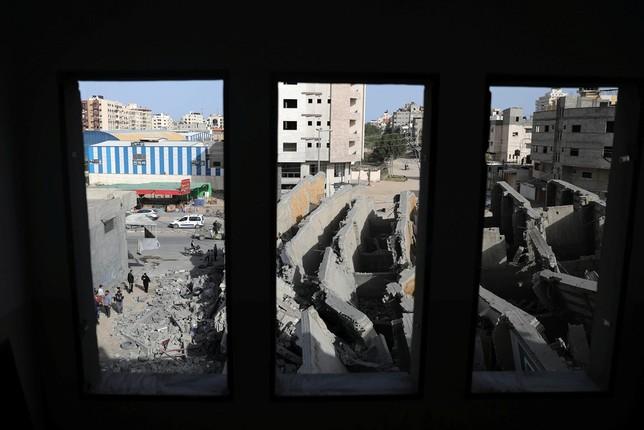 Netanyahu recalca que la campaña en Gaza no ha terminado MOHAMMED SALEM