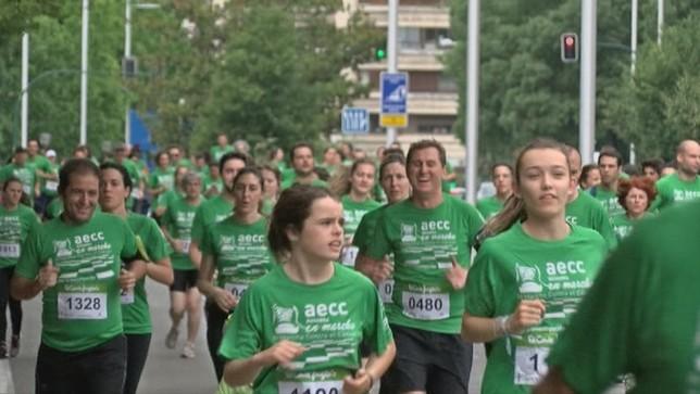 Pamplona correrá el próximo 2 de junio contra el cáncer