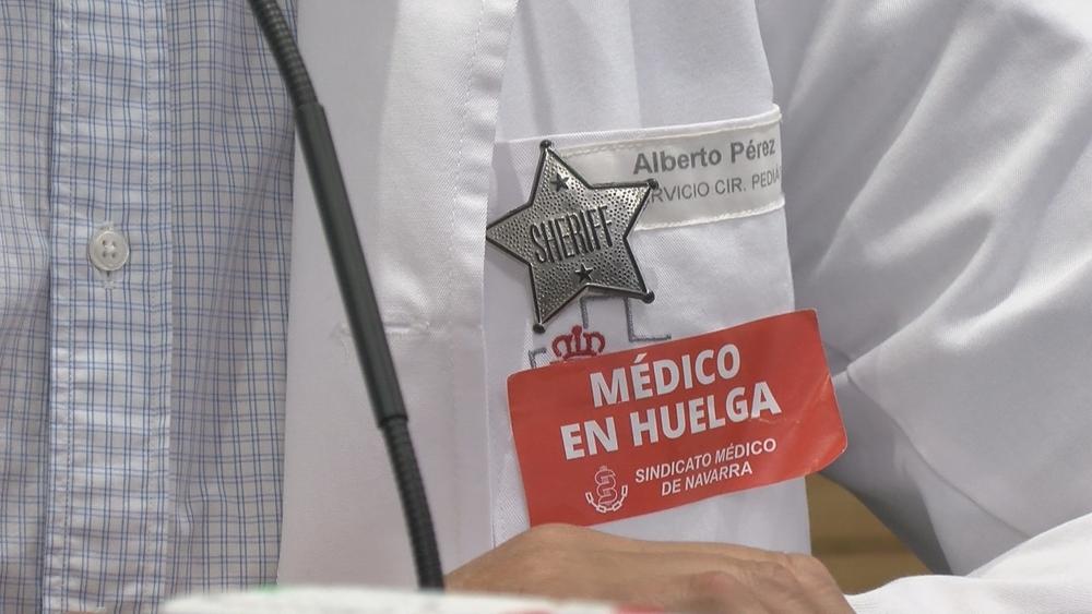Desconvocada la huelga de médicos prevista para mañana