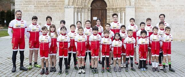 Un equipo con DNI ciclista