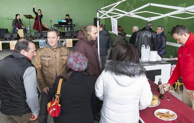 Los comerciantes venteños, a superar el 70% de afiliación Sara Muniosguren