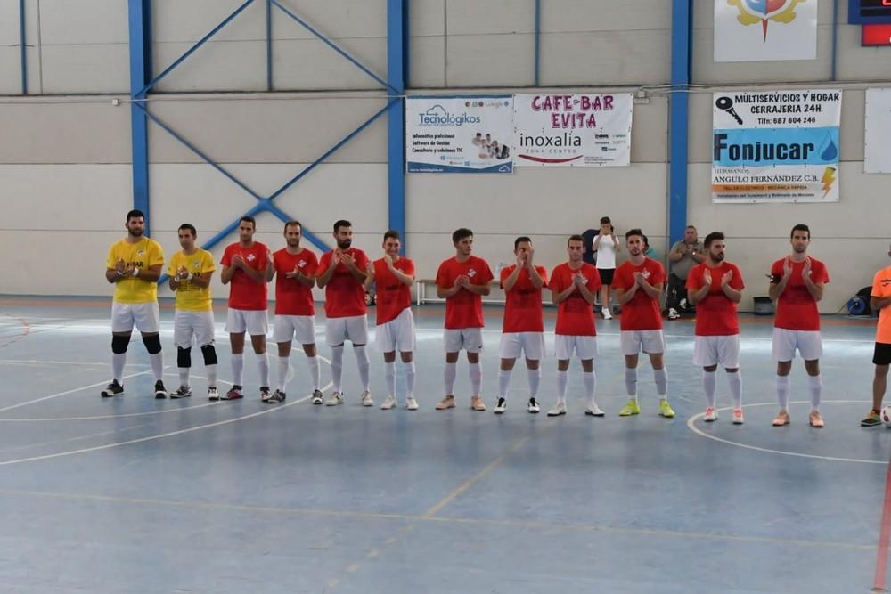 El FS VivoCuenca estrena su pretemporada con victoria