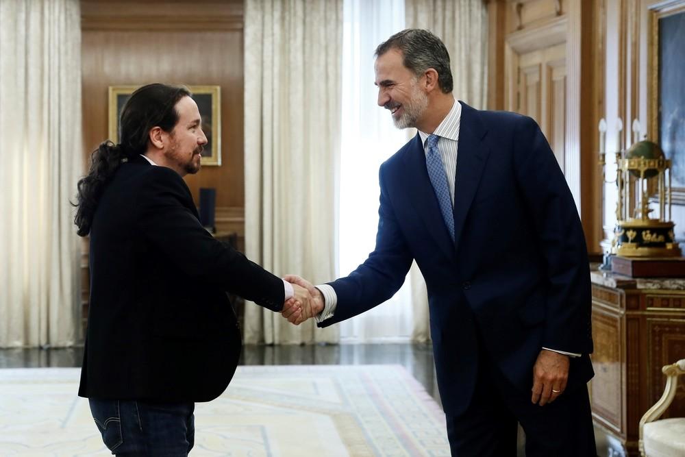 Iglesias cree que el PSOE prefiere a Cs antes que a Podemos