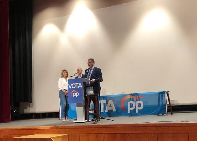 Prieto pide a los conquenses que voten