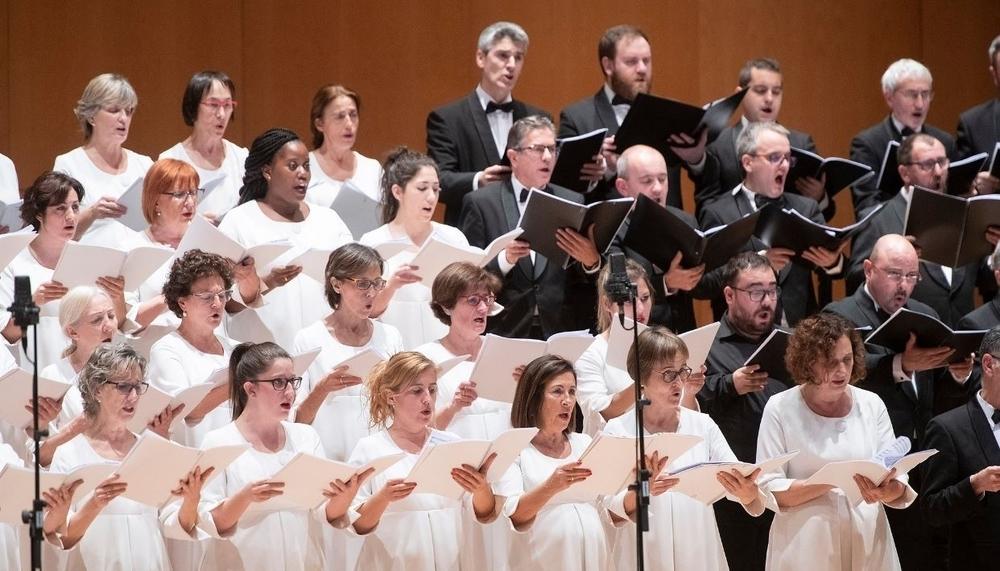 Llega la primera competición de coros de empresas navarras