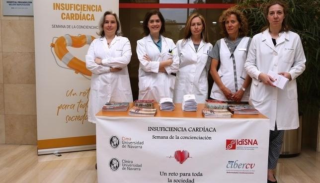 Concienciando desde Navarra sobre la insuficiencia cardíaca