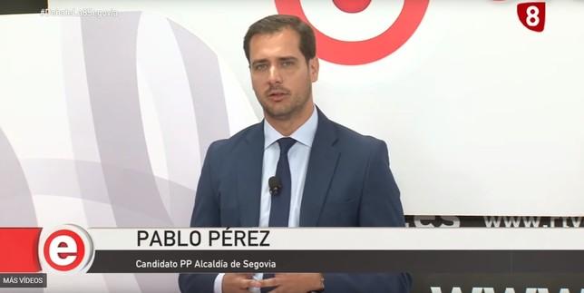 El minuto de oro de Pablo Pérez (PP)