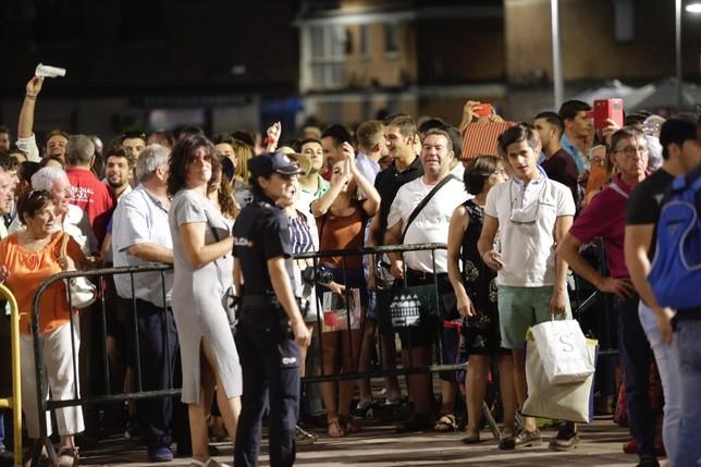Protesta antitaurina a las puertas del coso ciudadrealeño