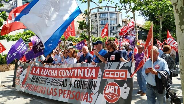 CCOO y UGT piden derogar la reforma laboral de 2010 y 2012