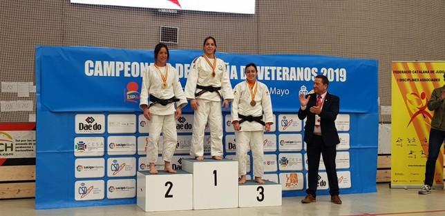Cereijo y García, campeones de España veteranos