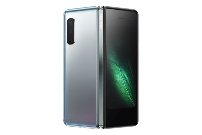 Llega el primer teléfono con pantalla plegable del mercado HANDOUT