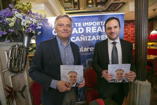 Cañizares presenta un programa