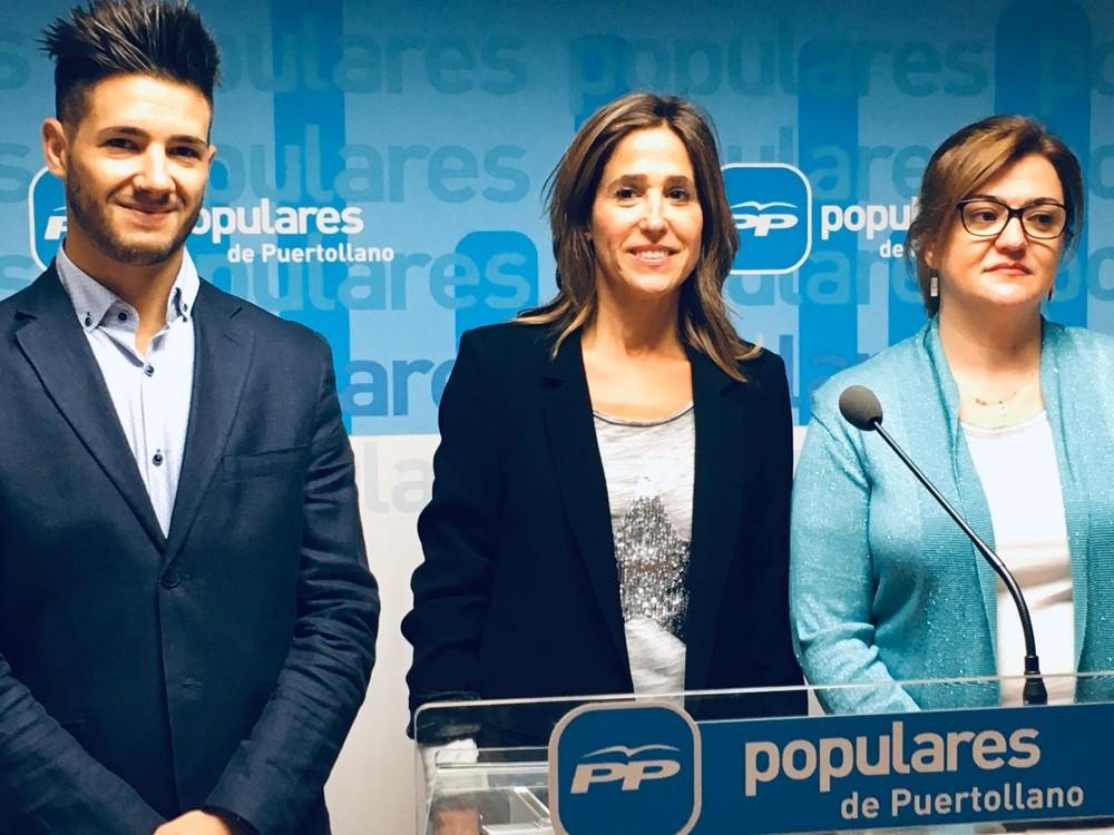 Romero dice que el PP garantiza las nuevas infraestructuras