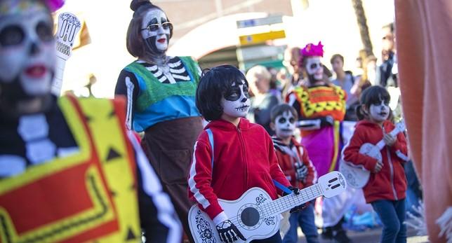 El carnaval tiene swing en Toledo