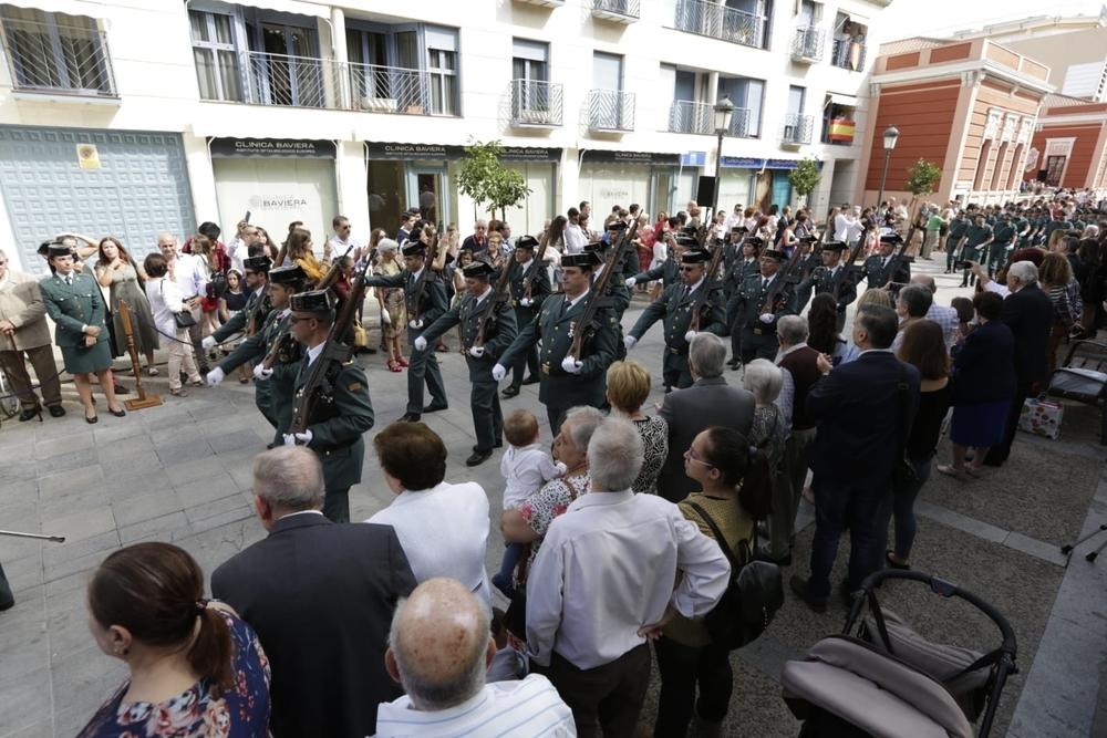La Guardia Civil esclarece el 60% de los delitos