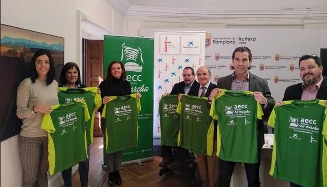 Presentación Carrera Solidaria contra el Cáncer AECC