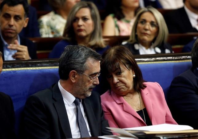 Manuel Cruz es elegido presidente del Senado