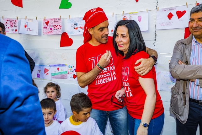 El Pérez Molina llama a la donación de médula ósea