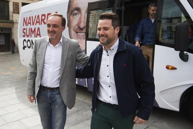 """Esparza quiere dar a la Ribera """"la relevancia que merece"""" PABLO LASAOSA"""