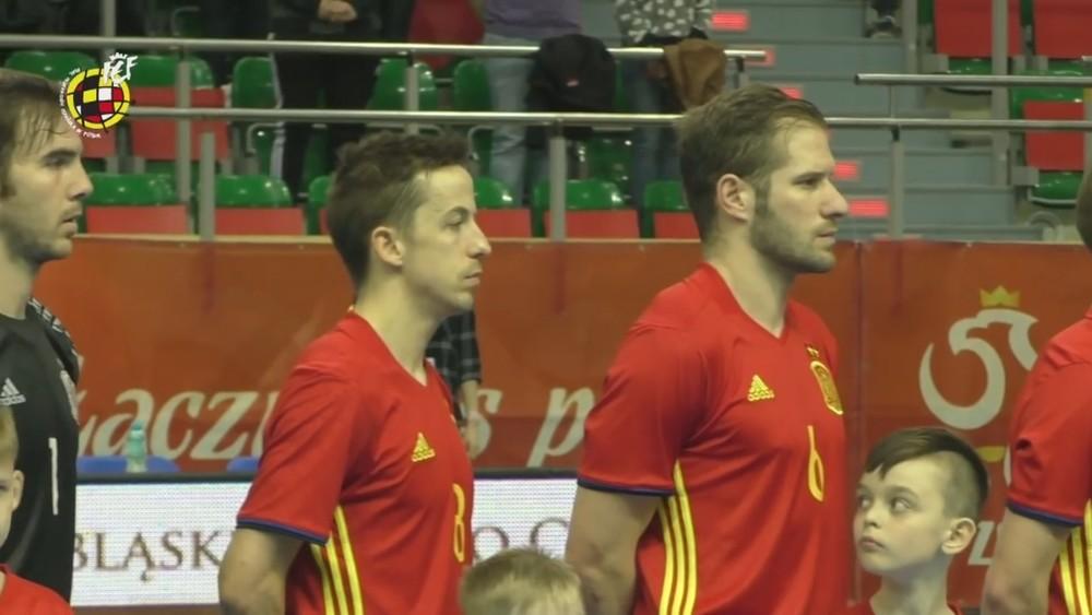 Lin vuelve a ser convocado con la selección española
