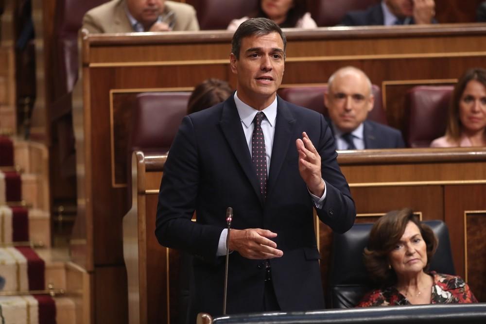 Sánchez rechaza un Gobierno de coalición con período de prueba