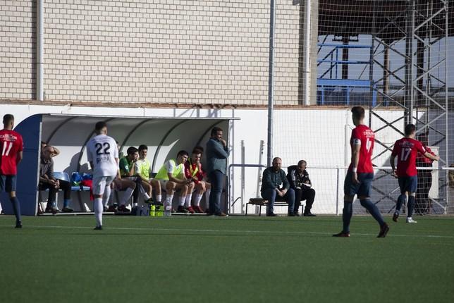 Mora y Madridejos quieren mirar hacia arriba Yolanda Redondo