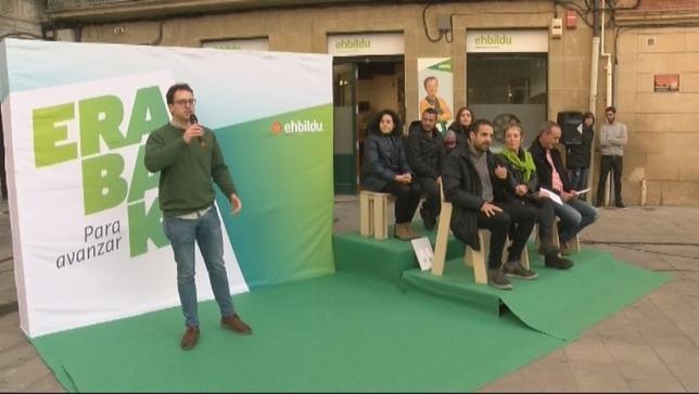 EH-Bildu defiende la igualdad para revertir recortes NATV