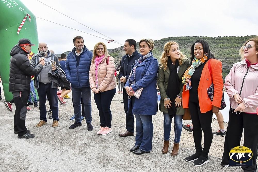 Triguero y De la Ossa ganaron la Media Maratón de Cuenca