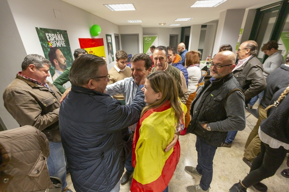 Vox veta a la Ser en Ciudad Real