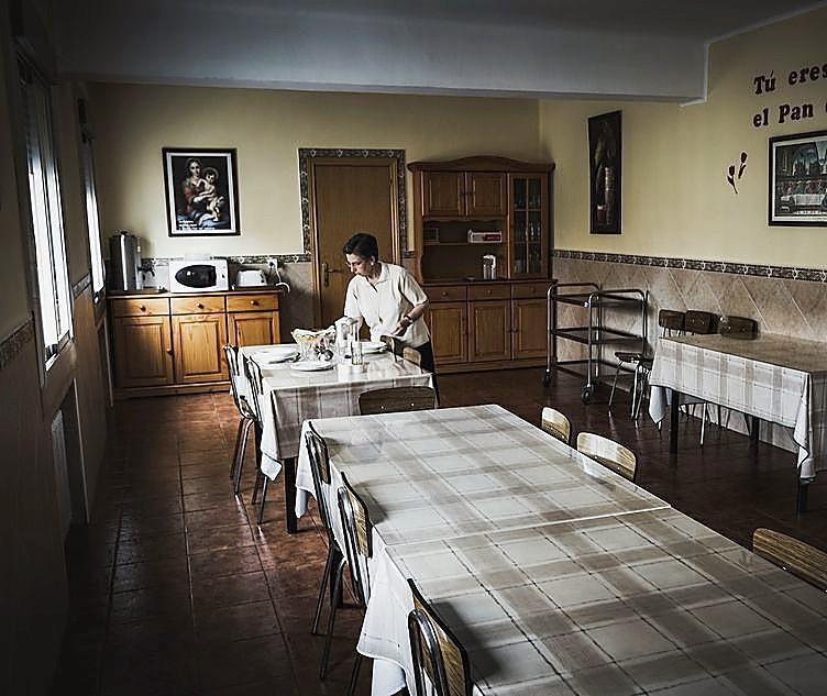 Vivir en una residencia...y en familia