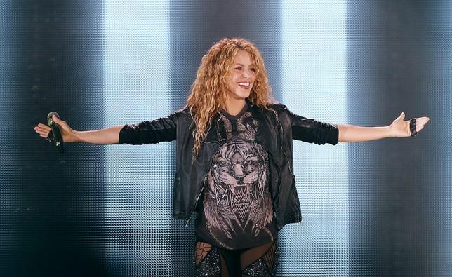 Archivada la denuncia contra Shakira por supuesto plagio