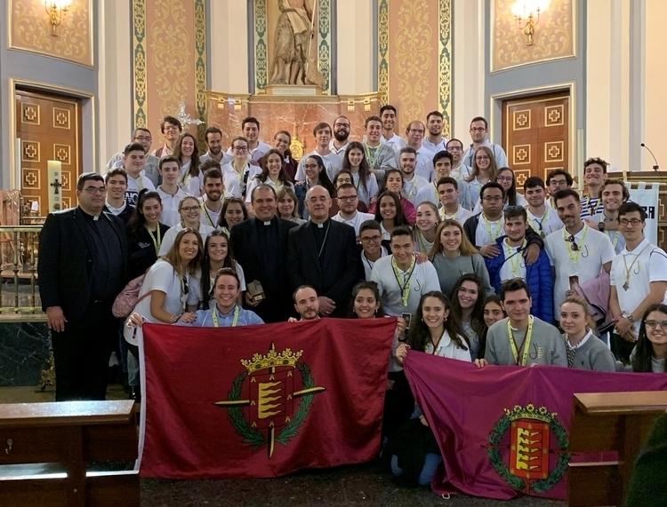 El Encuentro Nacional de Hermandades y Cofrades a Valladolid