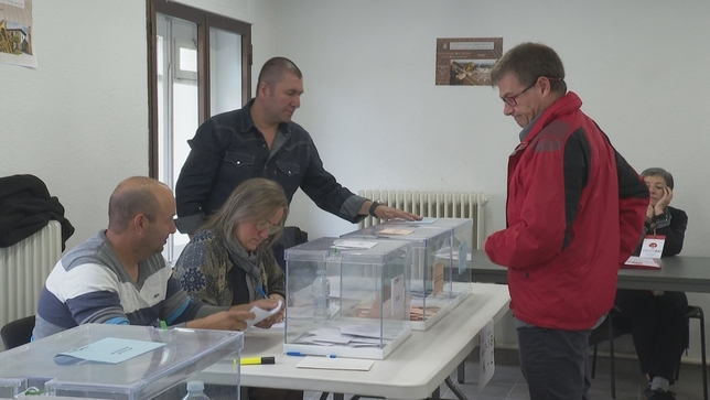 Normalidad en las primeras horas de jornada electoral