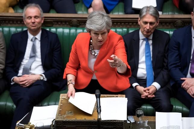 El Parlamento rechaza el acuerdo del Brexit por segunda vez